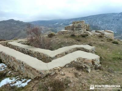 Fortines y Trincheras: Río Cofio; las lagunas de ruidera irati tejo la hiruela